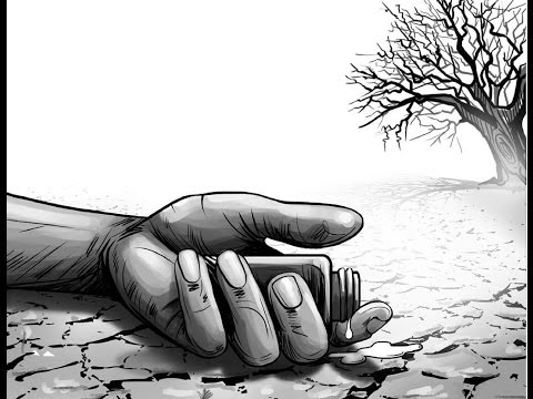 Farmers suicides in india reason & solution