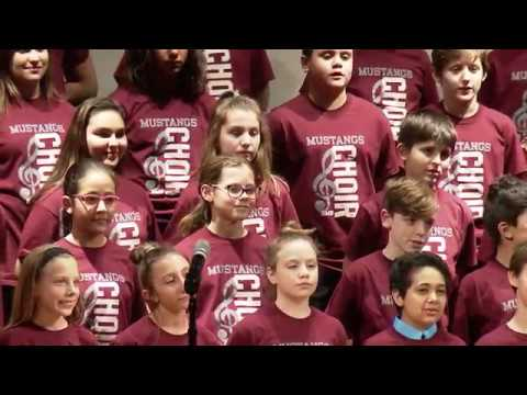 2018 Strongsville Middle School Holiday Choir Concert