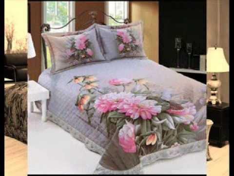 Чем роскошнее покрывало, тем шикарнее интерьер спальни
