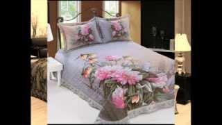 Чем роскошнее покрывало, тем шикарнее интерьер спальни(, 2014-01-18T21:20:45.000Z)