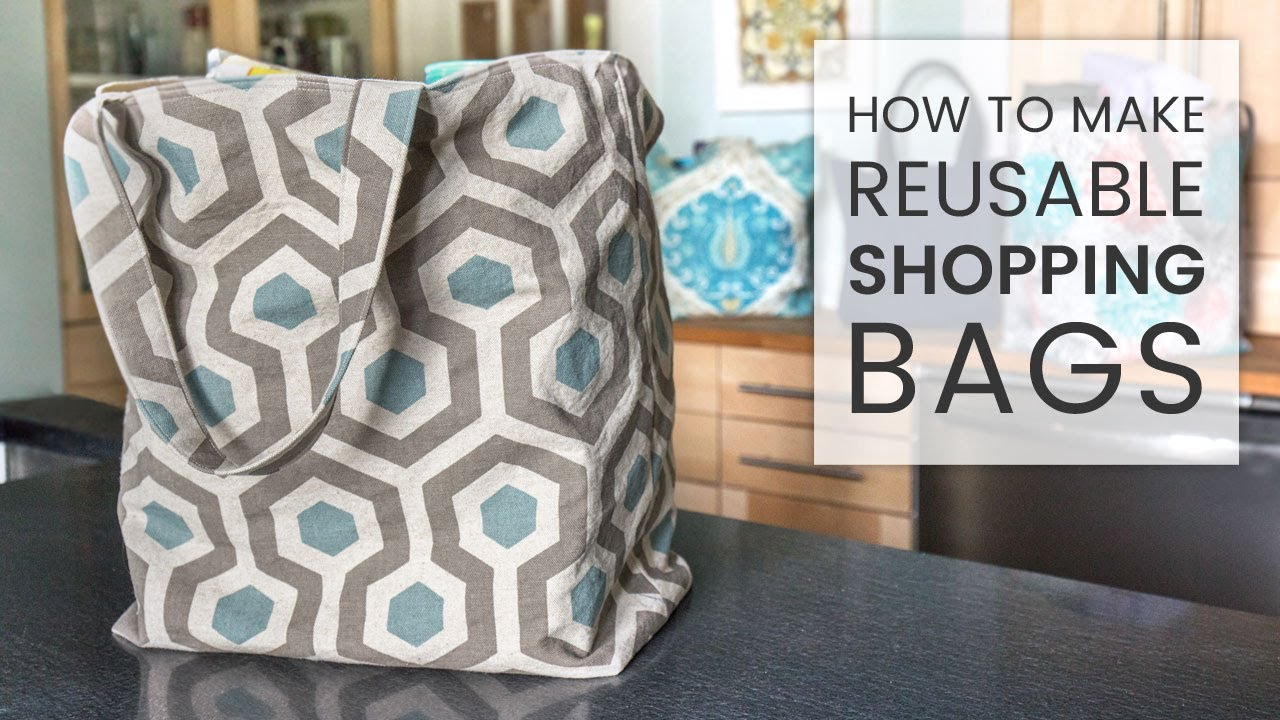 How To Make Reusable Ping Bags
