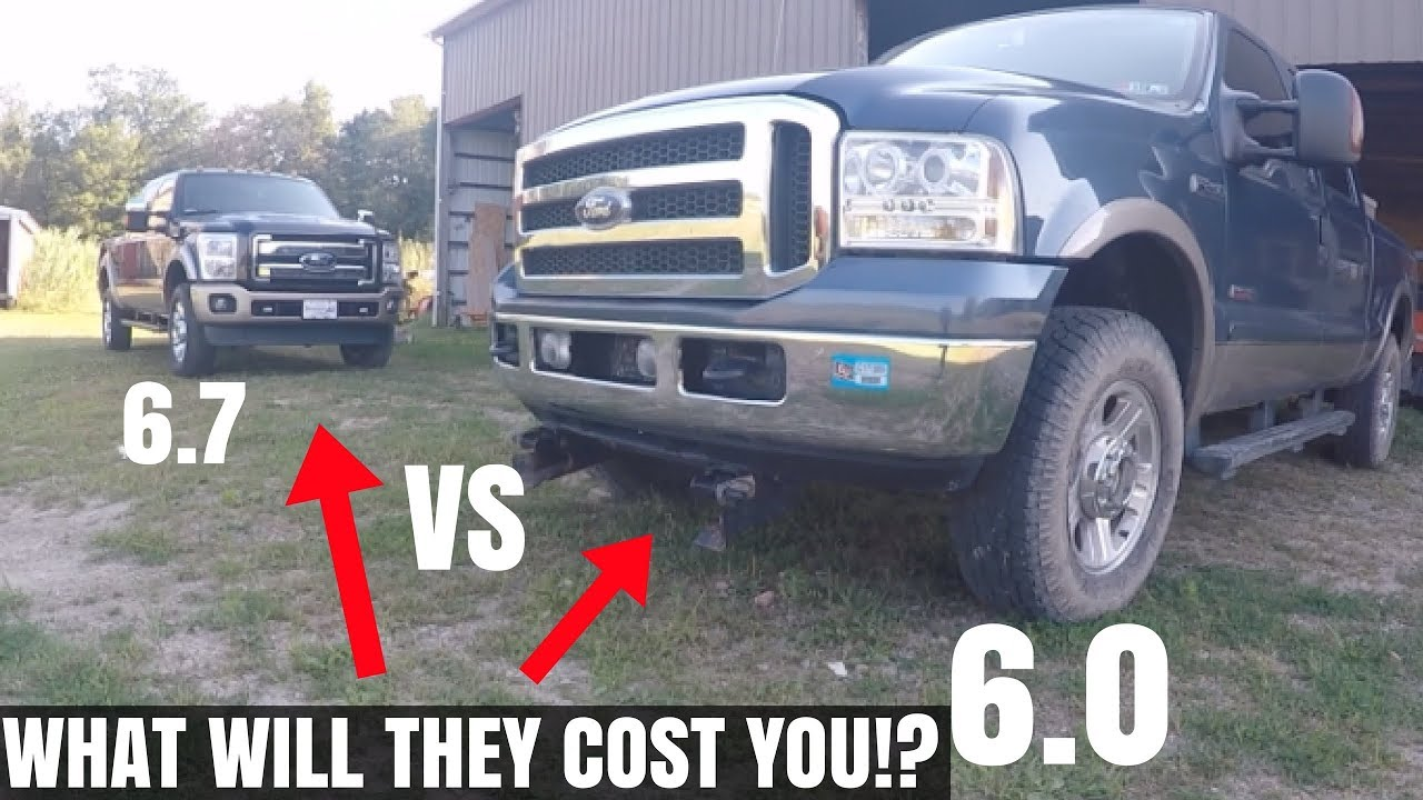 6 7 Powerstroke Problems >> 6 0 Powerstroke Vs 6 7 Powerstroke Which Should You Buy