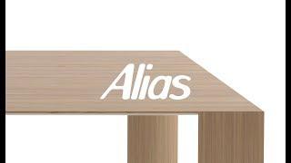 Alias presents HIWOOD table