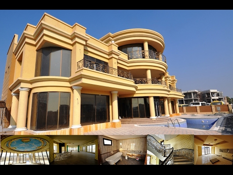 Signature Villa at The Palm Jumeirah, Dubai