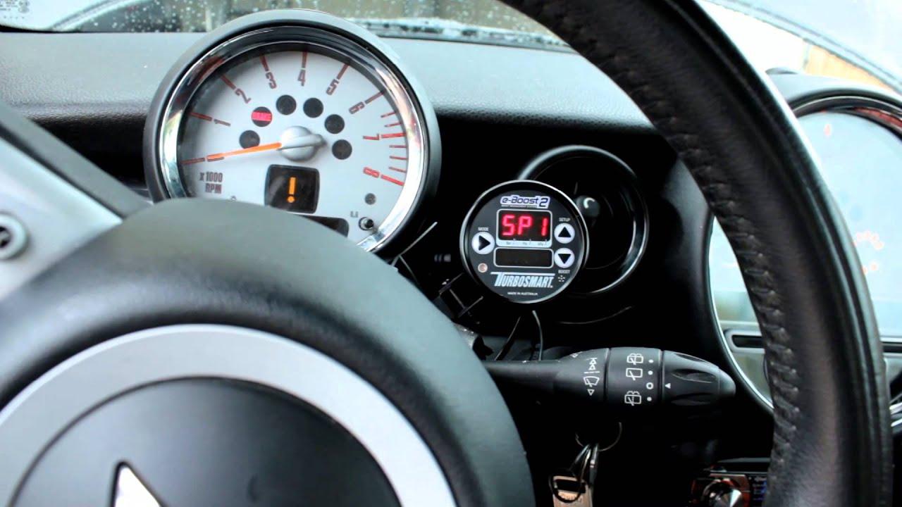 installing a turbosmart ts 0301 1002 e boost2 black silver sport rh youtube com Mini Cooper Manual Transmission Mini Cooper Owner's Manual