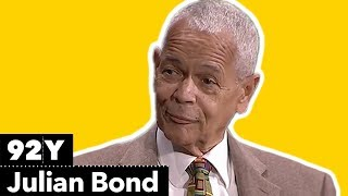 Civil Rights Leader Julian Bond on Dr. Martin Luther King, Jr. and the March On Washington