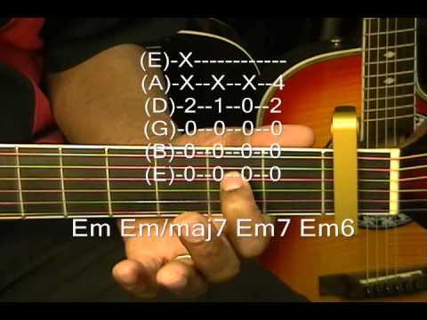 Guitar Chord Form Tutorial #197 David Guetta Skylar Grey Spaghetti ...
