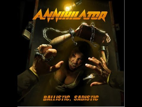 ANNIHILATOR announce new album Ballistic, Sadistic new song I Am Warfare now out!
