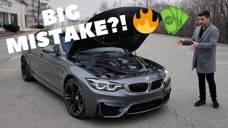 2018 BMW M3 AS A DAILY DRIVER FOR 1 YEAR **WAS IT A GOOD CHOICE!?**