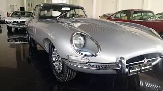 Jaguar E-Type (360°)