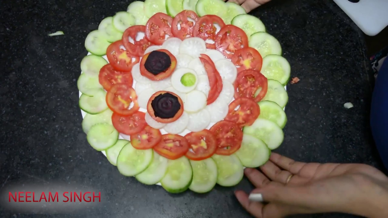 Salad Decoration Ideas For School Students Lovely Salad