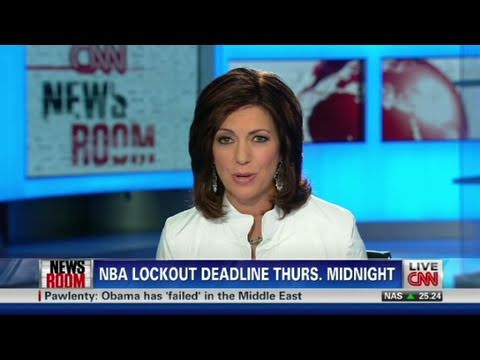 CNN: NBA lockout deadline is looming