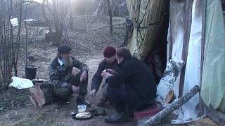 В гости к Отшельнику  Релакс на апрельской полянке с Лешим