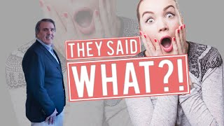 They Said What?! | Dealing with Candidates | Back Door Hires