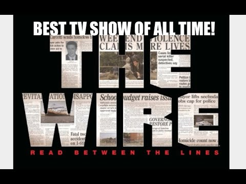 Why The Wire is the Greatest TV show Ever Made! - HBO's The Wire (2002) Review