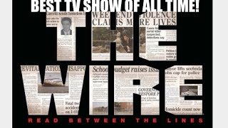 Why The Wire is the Greatest TV show Ever Made! – HBO's The Wire (2002) Review
