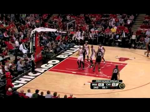 Heat vs. Bulls - Eastern Conference Finals - 2011 NBA Playoffs