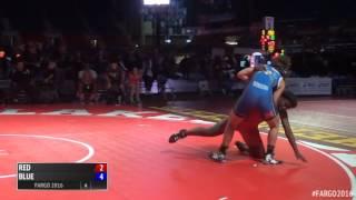 154 lbs. 3rd, Olivia Rondeau, MD vs. Tyra Bailey, NJ