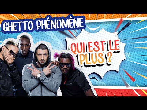 Youtube: Qui est le plus…? L'interview décalée avec Ghetto Phénomène!