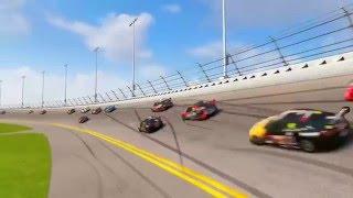 Forza 6: INSANE V8 SUPERCAR CRASH! (Read Description)