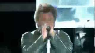 Bon Jovi - You Give Love A Bad Name - Live in Brisbane 2013