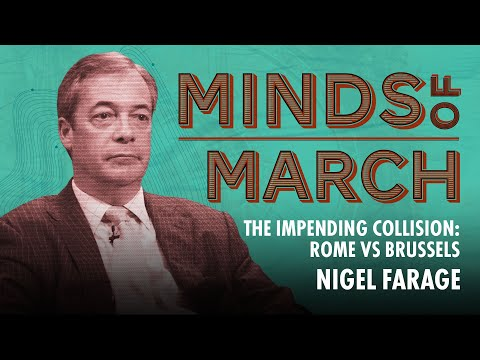 The Impending Collision: Rome vs Brussels (w/ Nigel Farage) | Larry McDonald Series | Real Vision™
