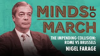 The Impending Collision: Rome vs Brussels (w/ Nigel Farage)   Larry McDonald Series   Real Vision™