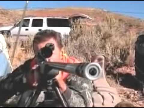 1000 Yards Antelope Hunting-Long Range Shooting- www ...