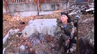 Российская снайперша на Донбассе Война на Украине