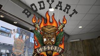 Tattoo BodyArt Deventer   Official Video