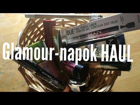 Glamour-napok HAUL