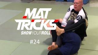 SYR #24: Pedro Sauer Black Belt Demonstrates Full Mount Pressure