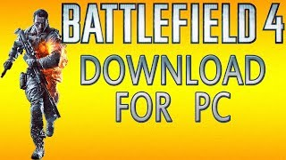 Battlefield 4 PC Download - Watch me playing Battlefield 4 on PC /my first gameplay