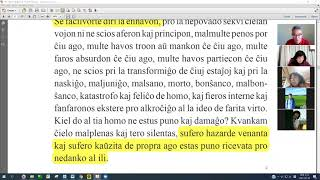 04 | La Fundamenta Instruo de Ŭonbulismo | 에스페란토 원불교 정전 공부 (zoom)