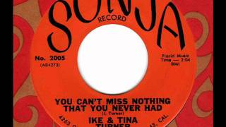 IKE & TINA TURNER You can