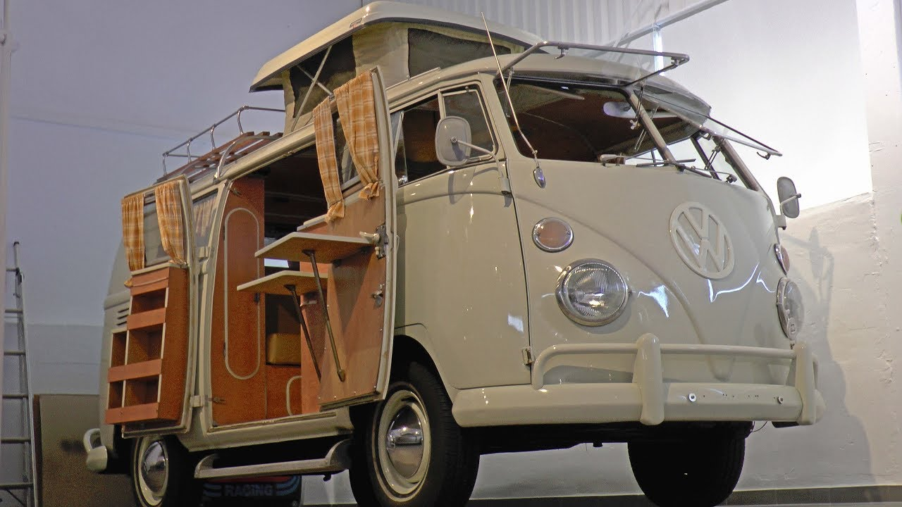 vw t1 1965 westfalia camper youtube. Black Bedroom Furniture Sets. Home Design Ideas
