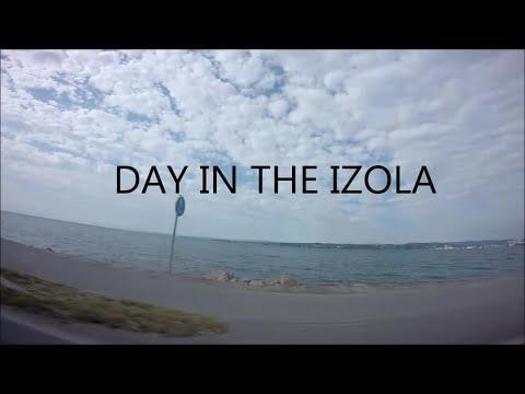 day in the Izola