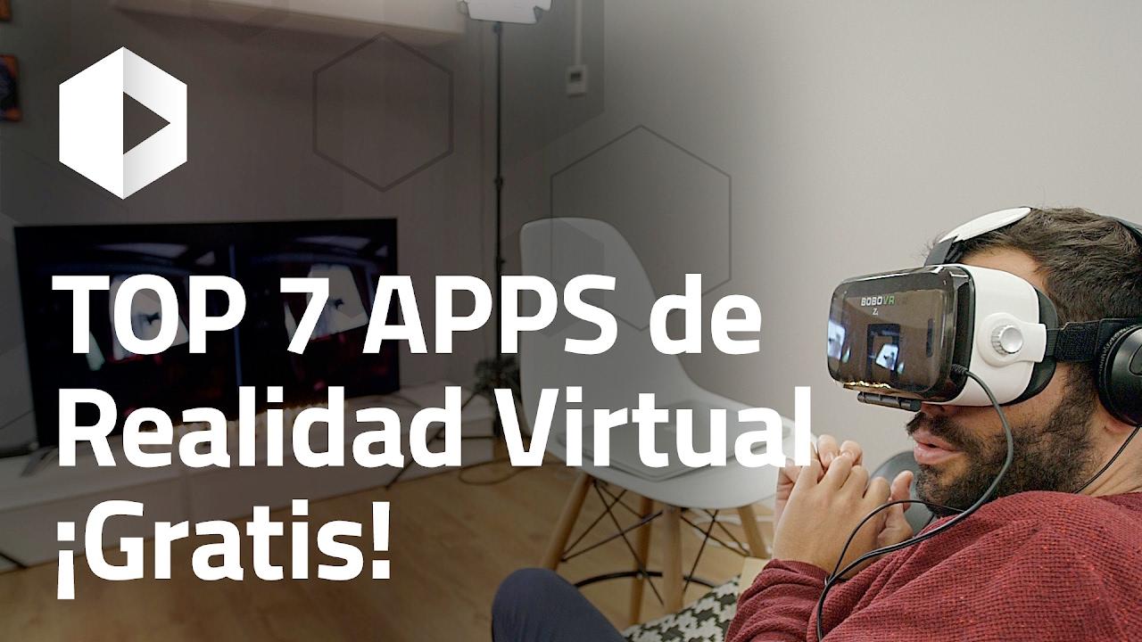 Top 7 Mejores Apps Vr Gratis Youtube