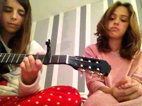 Avenir - Louane cover Justine et Marine