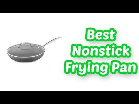 BEST NONSTICK FRYING PAN 2018 | TOP 10 LIST
