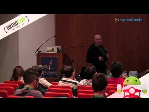 Droidcon 2015 - Advanced devices tips for the android wear - Alfredo Morresi