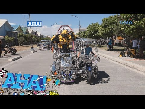 AHA!: Transporters: The Pinoy Transformers