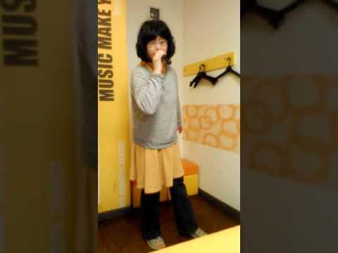 【Kalafinaの歌のカラオケ音程練習005静岡県御殿場市カラオケ教室 練習】
