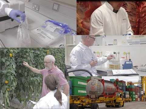 Food Safety and the Dept of Agriculture, Food and the Marine