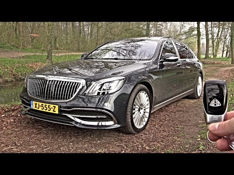 Mercedes-Maybach S Class 2019/2020 NEW FULL REVIEW Interior Exterior Infotainment