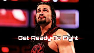 Get Ready To Fight | Baaghi 2 | ft. Roman Reigns