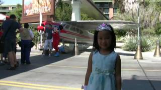 2010 Disneyland Cartoon-Charaktere