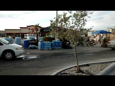 Hurricane Irma - Key West After Irma - FEMA Food Distribution 09/16/17