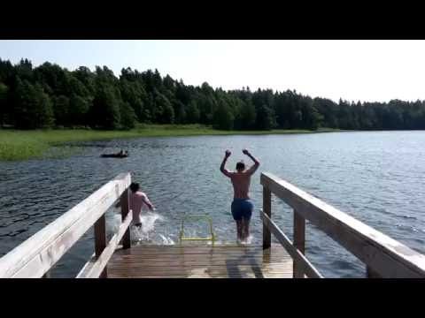 Travel in Lithuania 2016 June 24-26