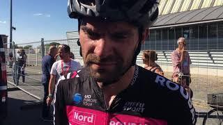 Julien Antomarchi premier maillot à pois du TPC